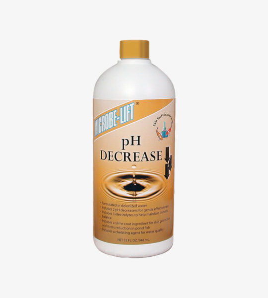 Microbe Lift pH Decrease pH-