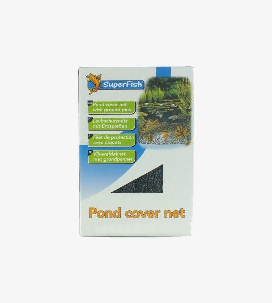 SuperFish pond cover afdeknet
